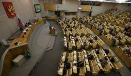 Какая официальная зарплата у депутатов Госдумы РФ